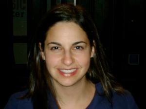 Sarah Tasman bio picture